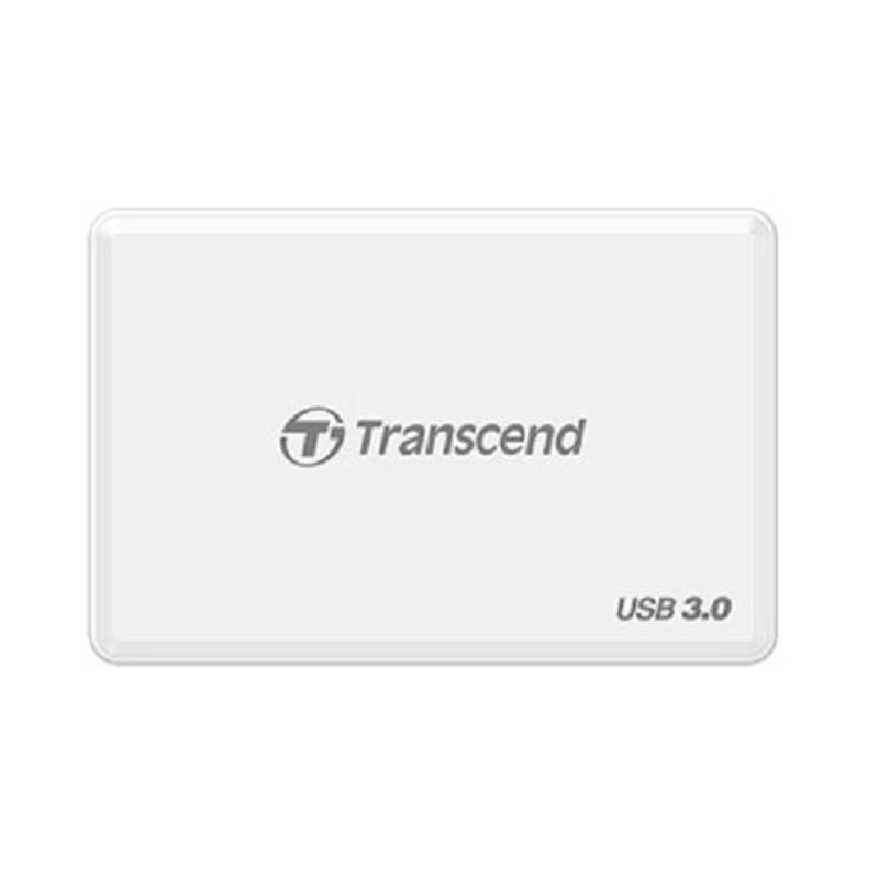 Transcend RDF 8 Putih Card Reader