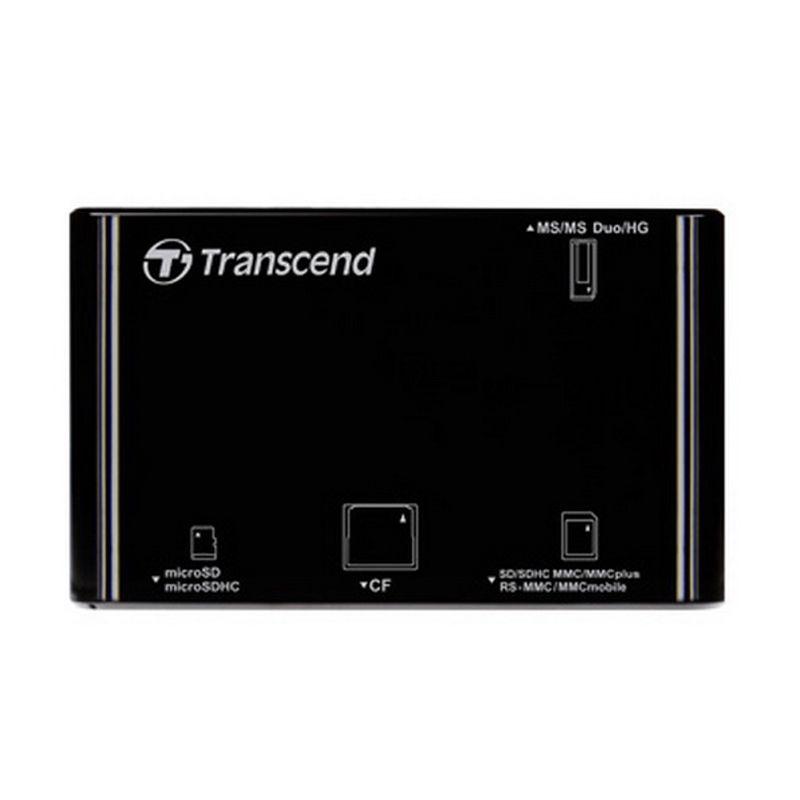 Transcend RDP 8 Black Card Reader