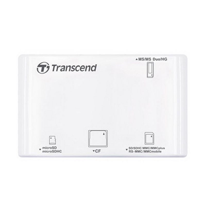 Transcend RDP 8 White Card Reader