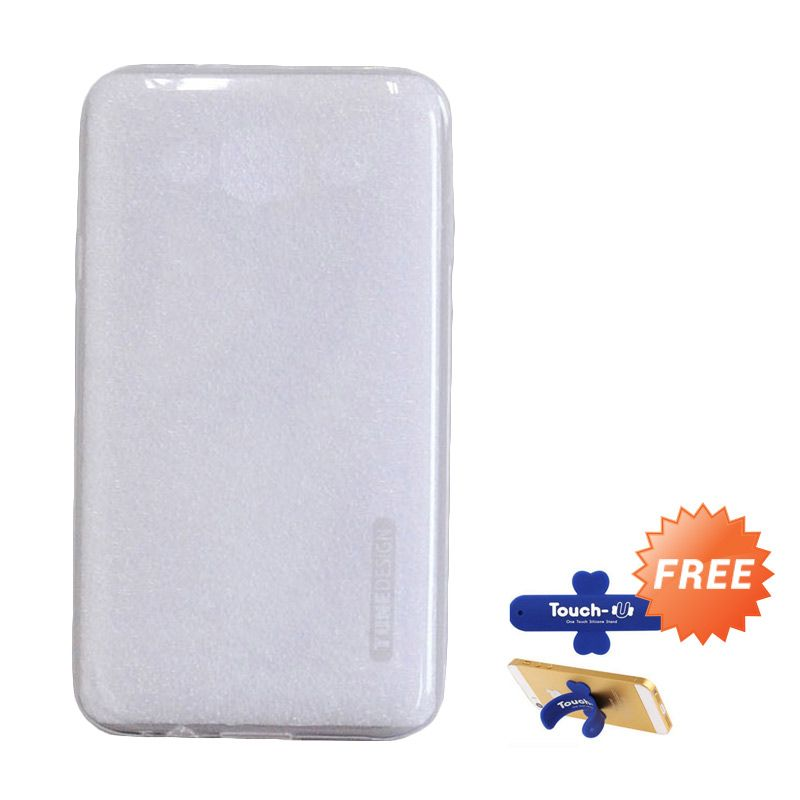 Tunedesign Lite Air Clear Casing for Samsung Galaxy E5
