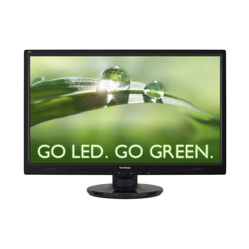 ViewSonic VA2046A LED Monitor LED 19.5