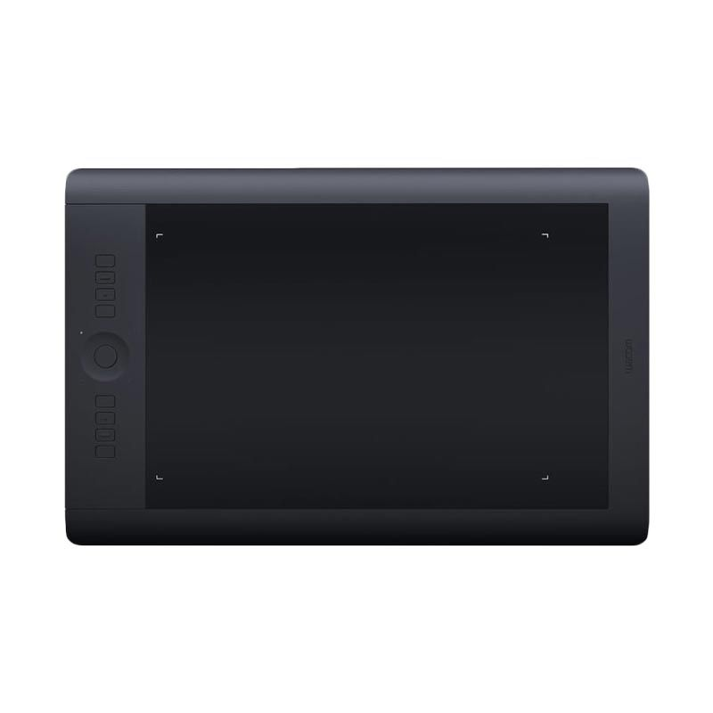 Wacom PTH-651/K1-CX Intuos Pro Medium Hitam Tablet