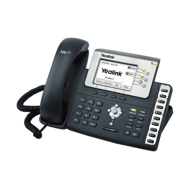 Yealink IP-Phone SIP-T28P Telepon
