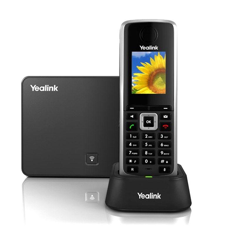 Yealink IP-Phone W52P Telepon