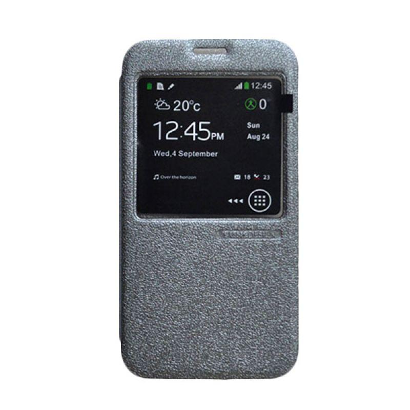 Casing Tunedesign FolioAir For Samsung Galaxy S5 - Abu-abu