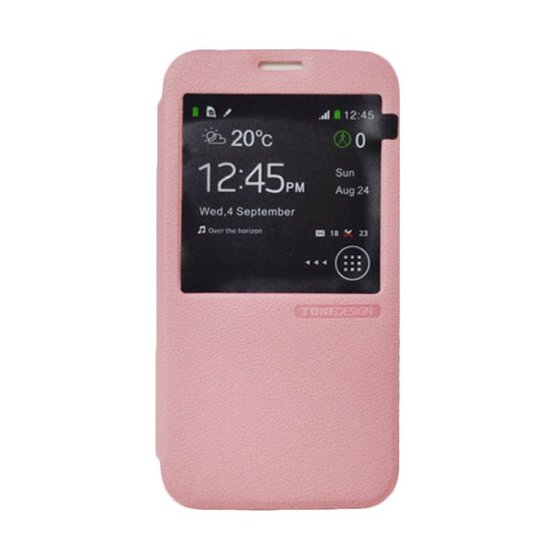 Casing Tunedesign FolioAir For Samsung Galaxy S5 - Pink