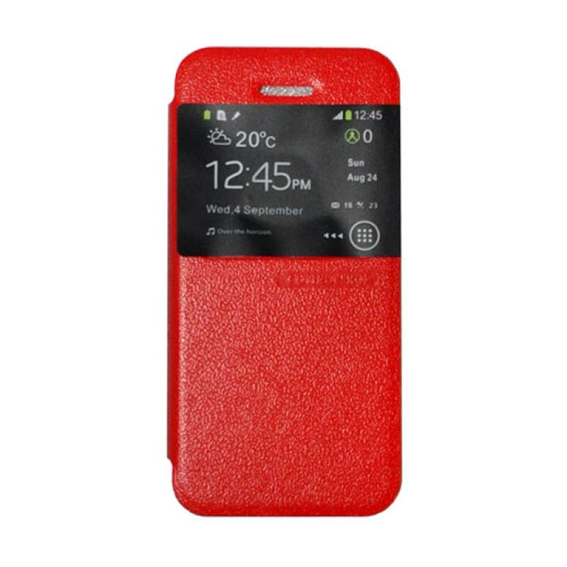 Casing Tunedesign FolioAir for iPhone 5/5S - Merah