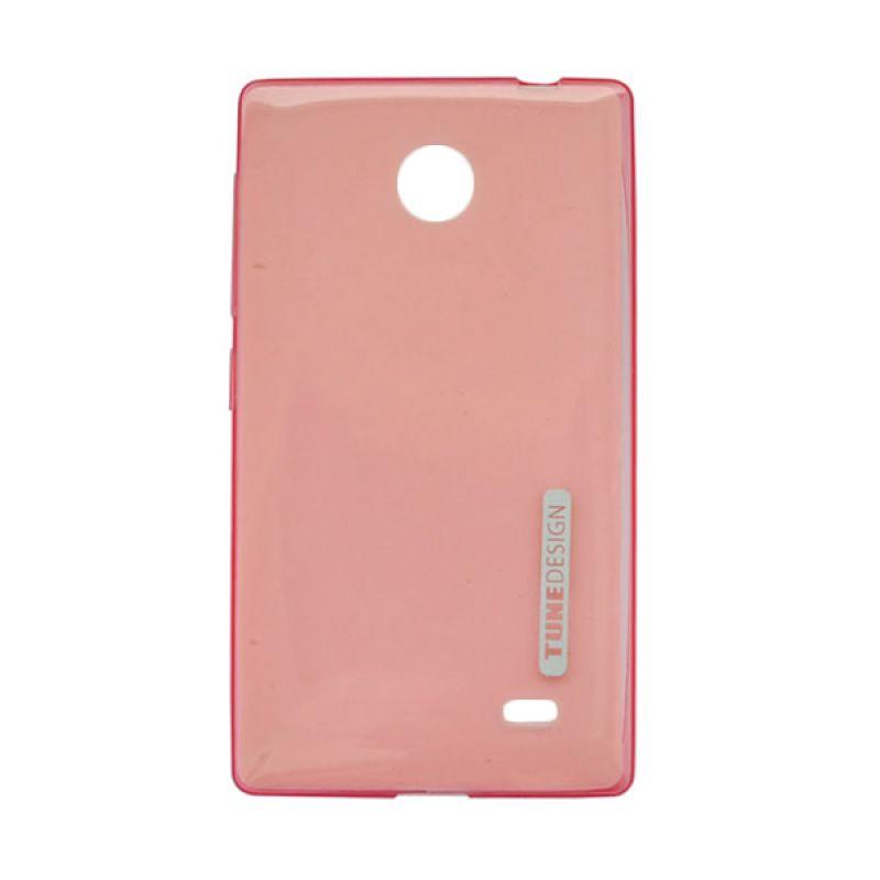 Casing Tunedesign LiteAir for Nokia X - Peach