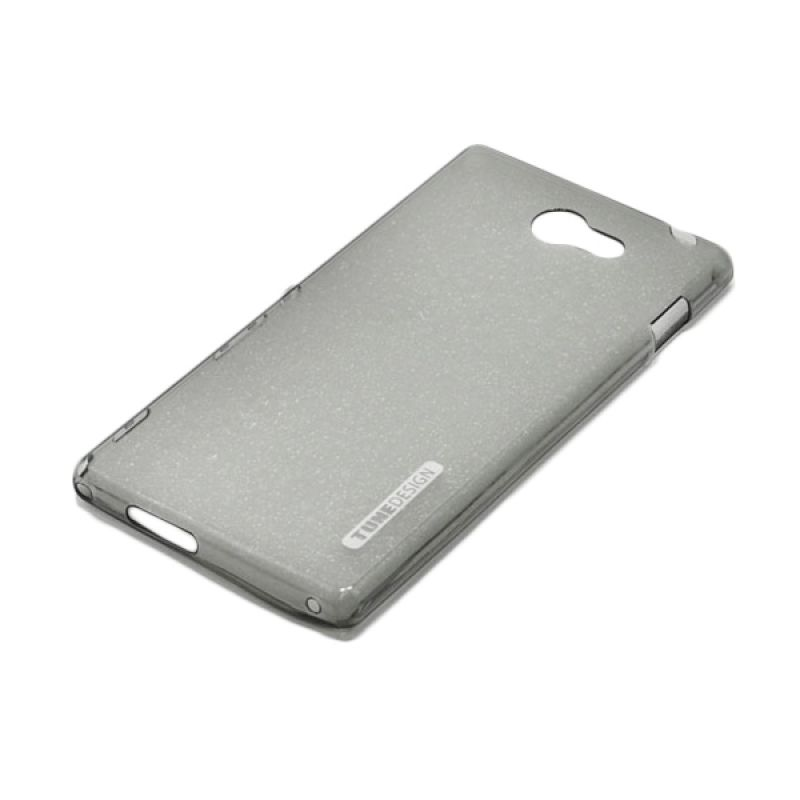 Casing Tunedesign LiteAir for Sony Xperia M2 - Abu-abu