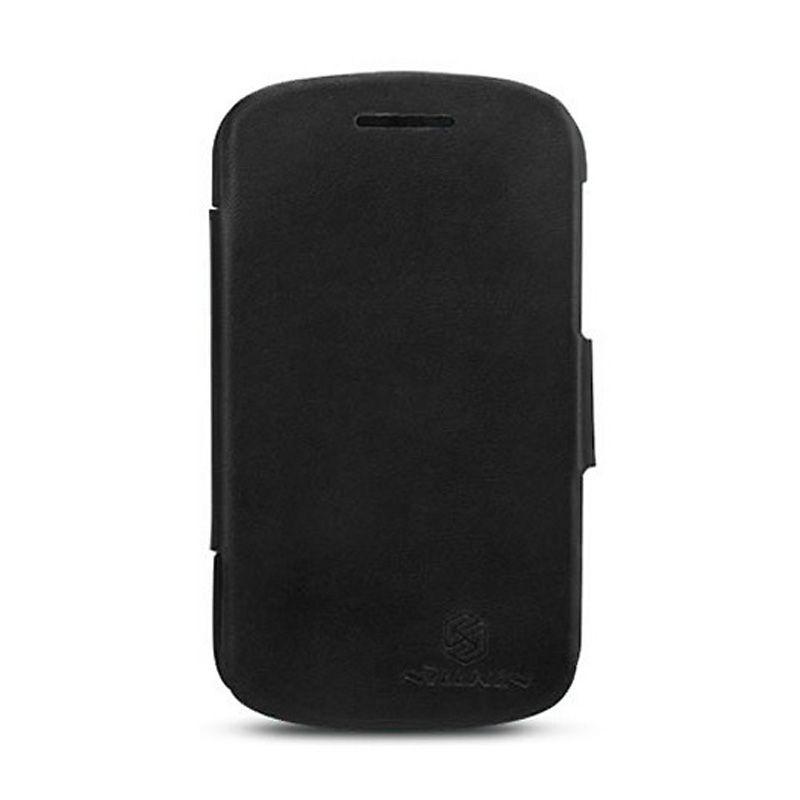 Nillkin Leather V-Seriess for Blackberry Q10 - Black