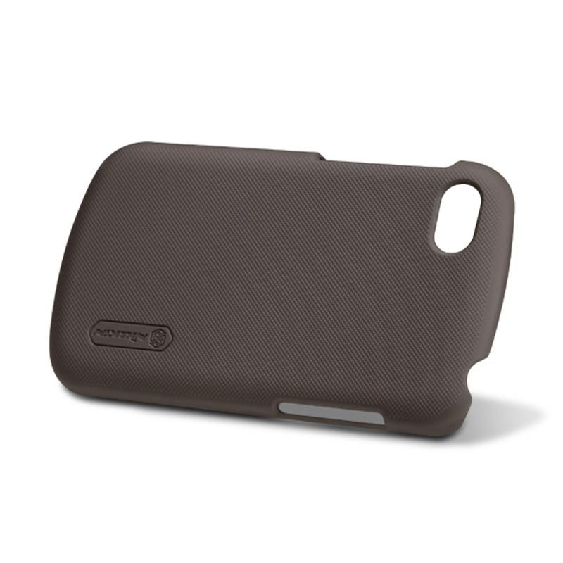 Nillkin Super Shield for BlackBerry Q10 - Brown