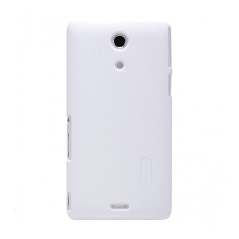 Nillkin Super Shield for Xperia ZR - White