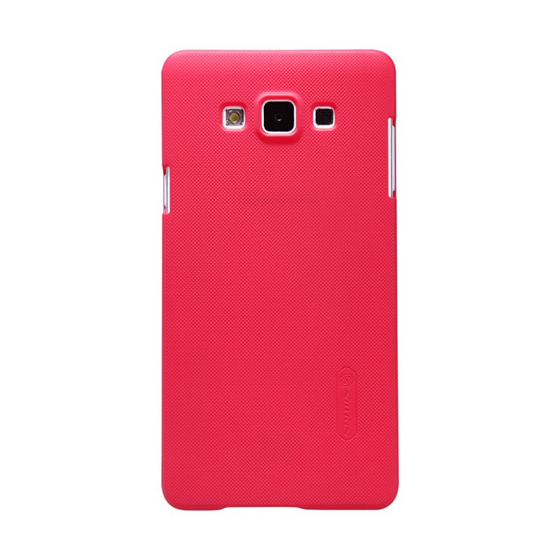 Nillkin Super Shield Red Casing for Samsung Galaxy A7