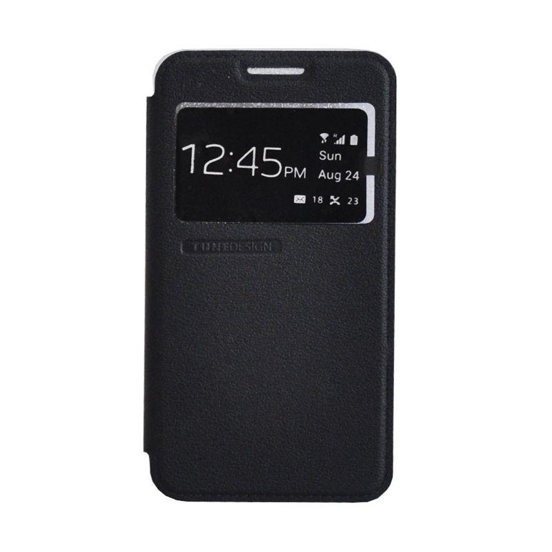 Tunedesign Folio Air Black Casing for Samsung Galaxy A3