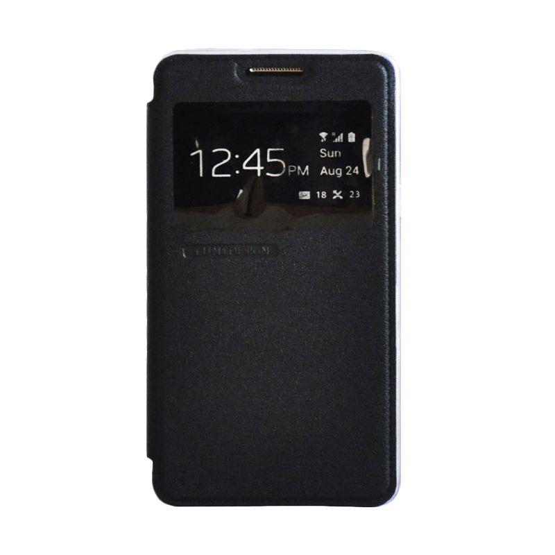 Tunedesign Folio Air Black Casing for Samsung Galaxy A5