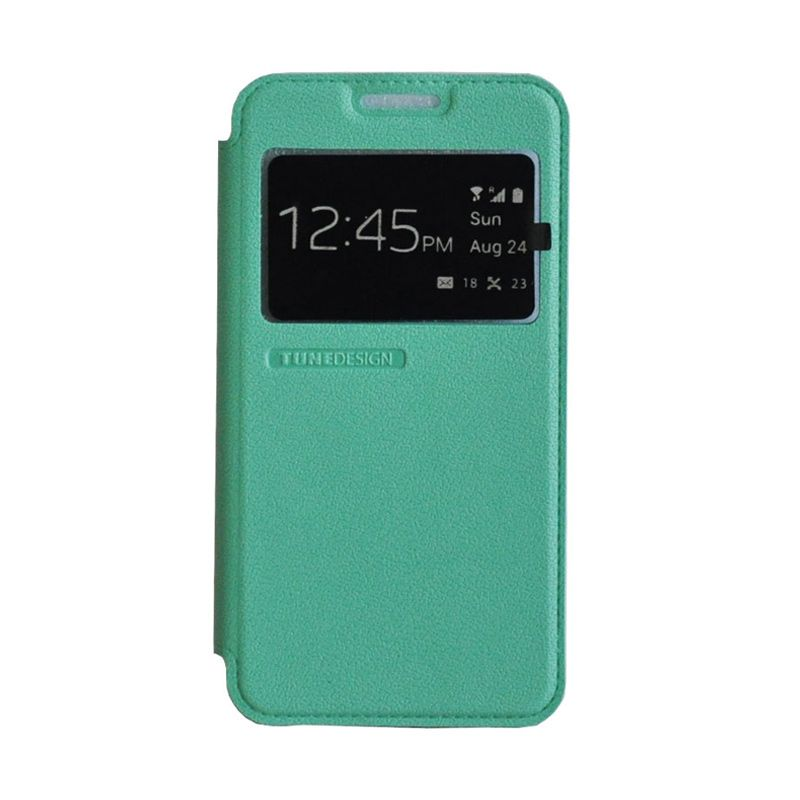 Tunedesign Folio Air Green Casing for Samsung Galaxy A3