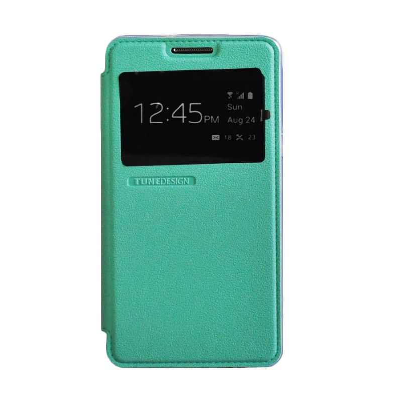 Tunedesign Folio Air Green Casing for Samsung Galaxy A5