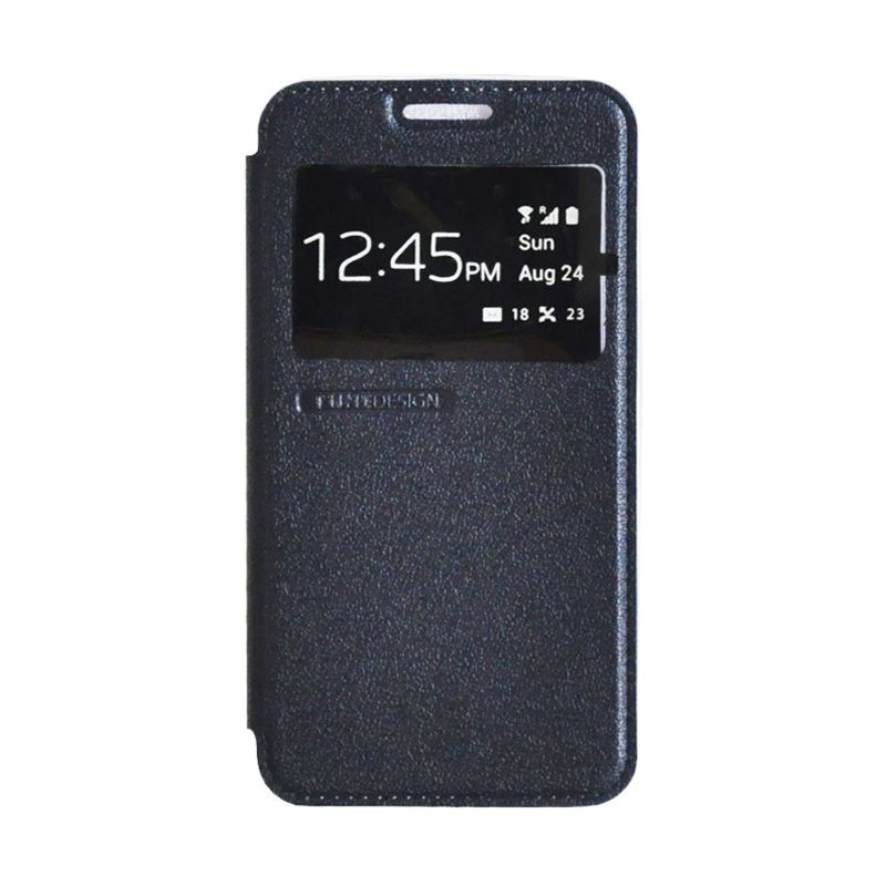 Tunedesign Folio Air Navy Casing for Samsung Galaxy A3