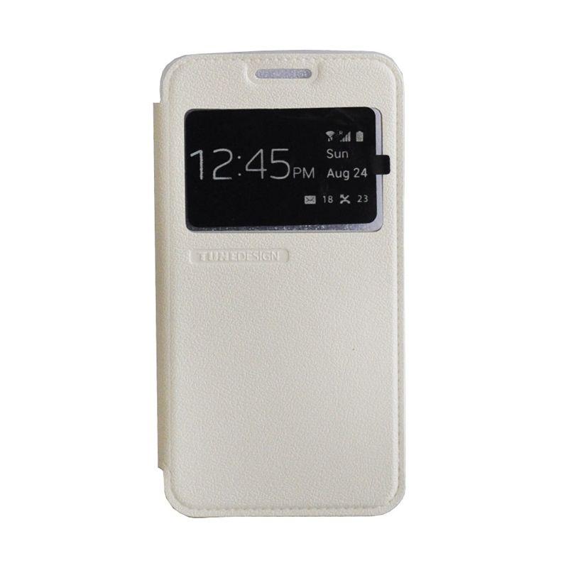 Tunedesign Folio Air White Casing for Samsung Galaxy A3