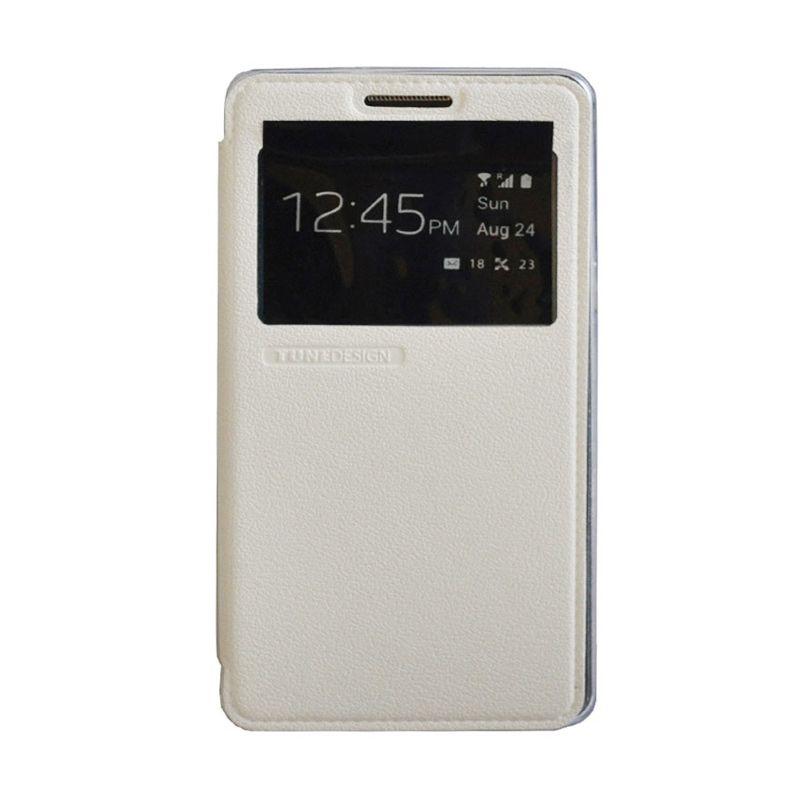 Tunedesign Folio Air White Casing for Samsung Galaxy A5