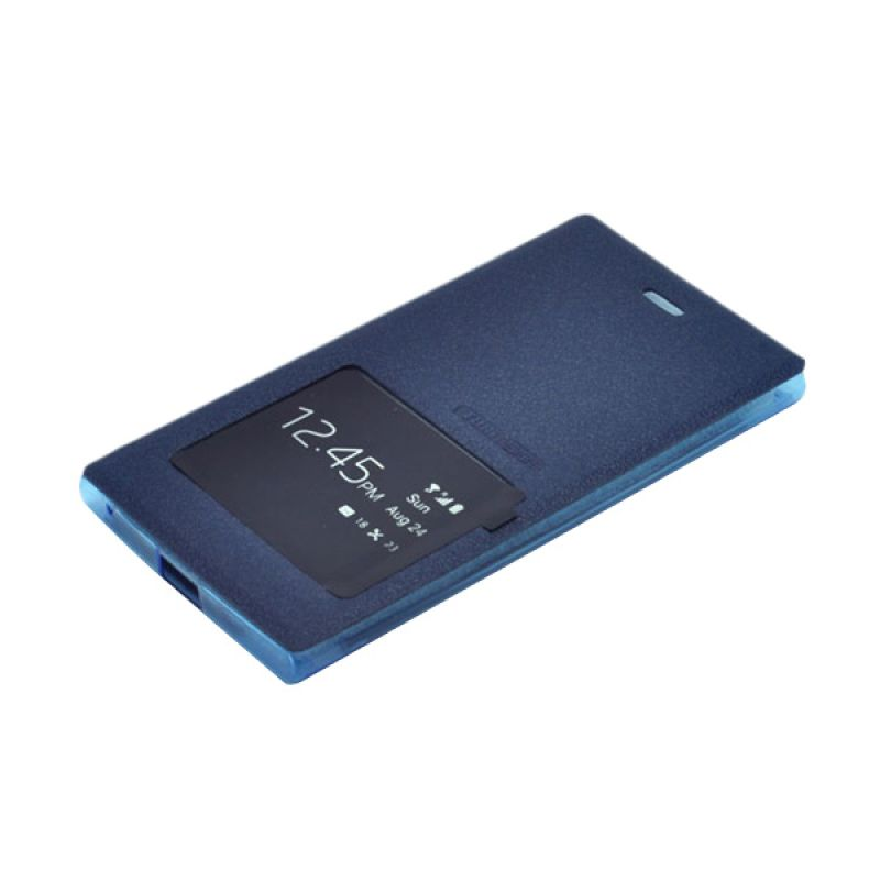 Tunedesign FolioAir For Blackberry Z3 - Casing Navy
