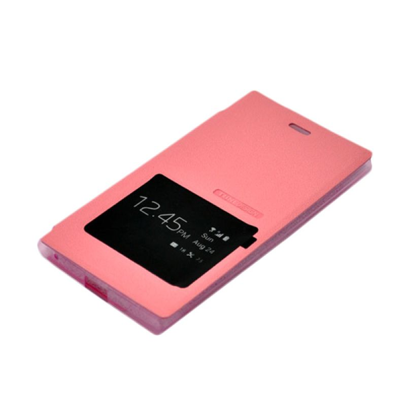 Tunedesign FolioAir For Blackberry Z3 - Casing Pink