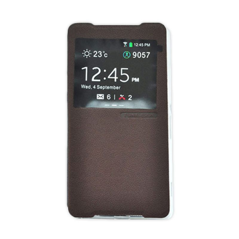Tunedesign FolioAir For Sony Xperia Z2 - Casing Brown