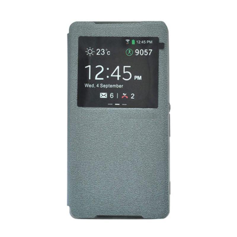 Tunedesign FolioAir For Sony Xperia Z2 - Casing Grey
