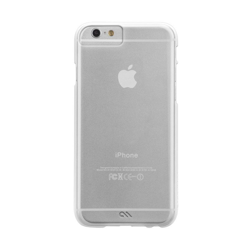 Case Mate iPhone 6 Case Barely There Clear
