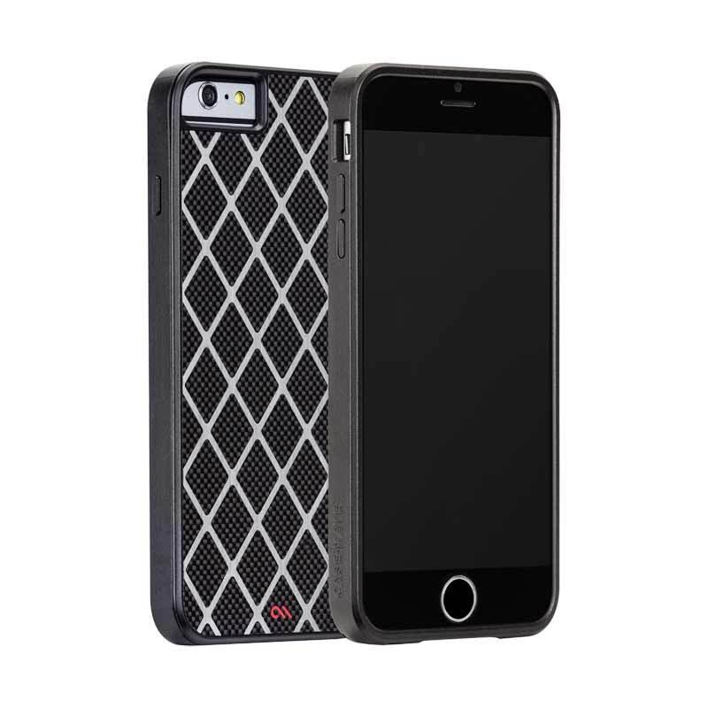 Case Mate iPhone 6 C...lloy Hitam