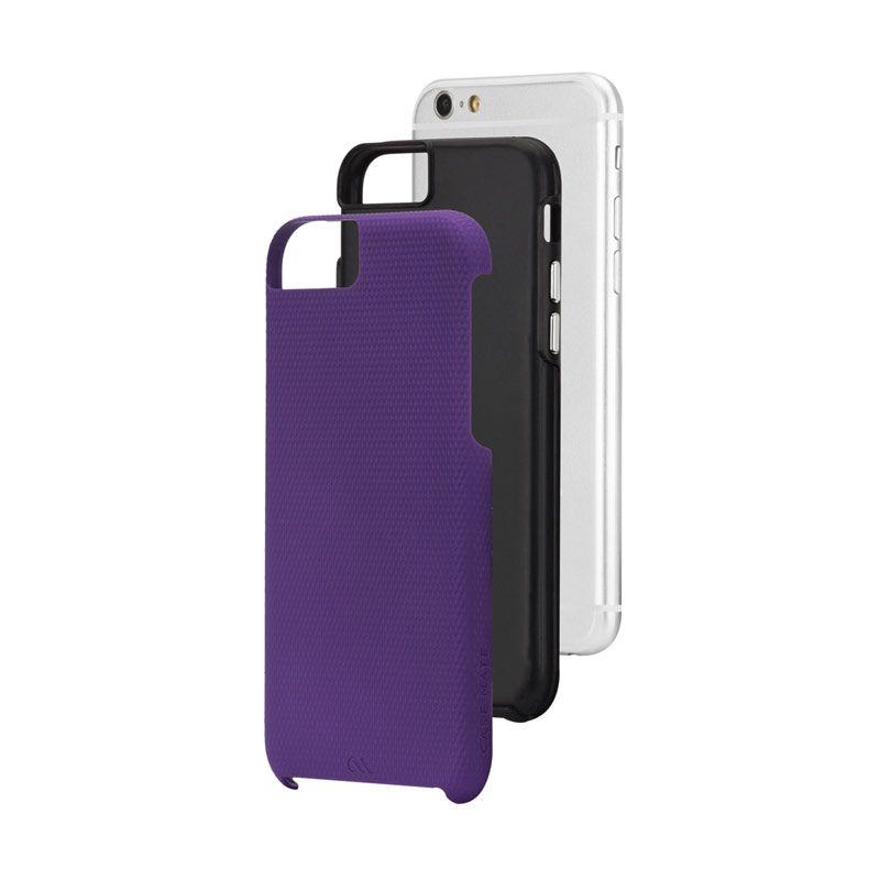 Case Mate iPhone 6 Case Tough Black Purple