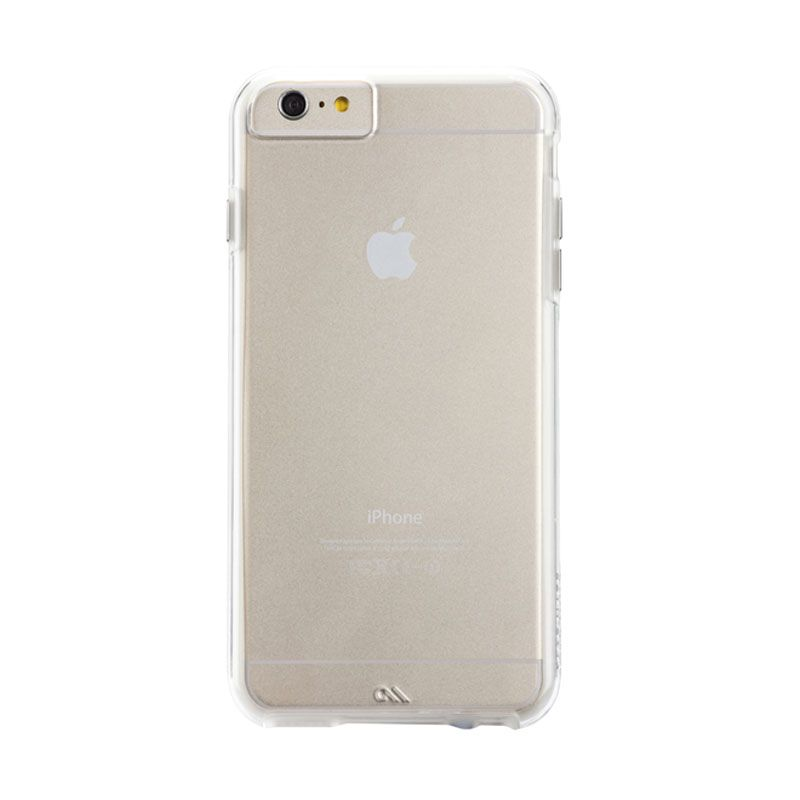 Case Mate iPhone 6 Plus Case Naked Tough Clear