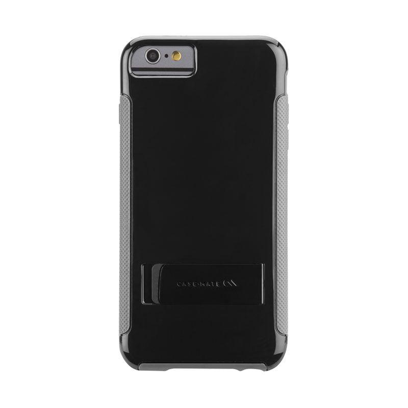 Case Mate iPhone 6 Plus Case Pop Stand Black Grey