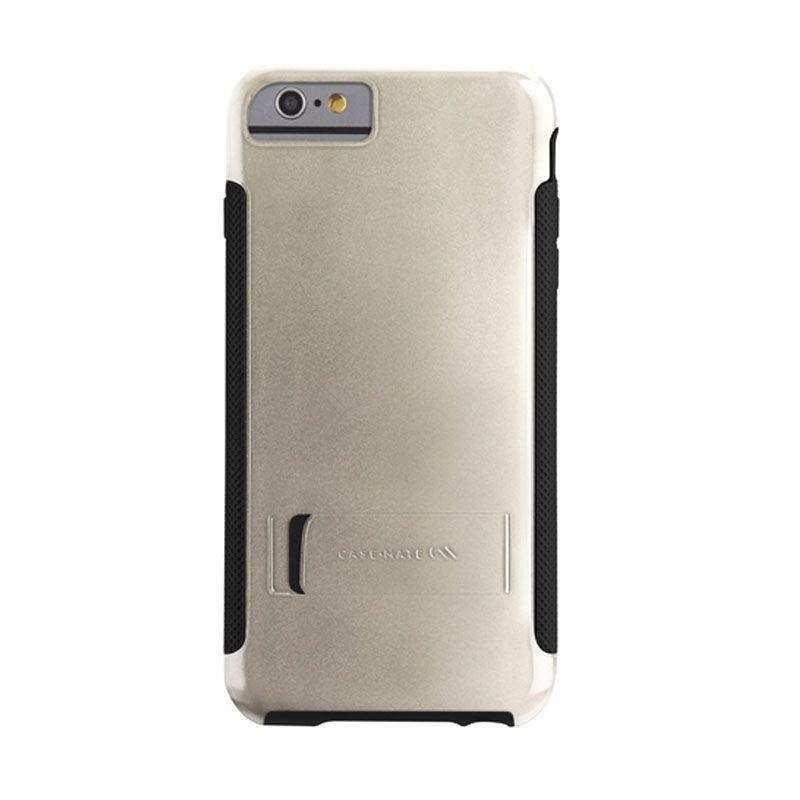 Case Mate iPhone 6 Plus Case Pop Stand Gold Black
