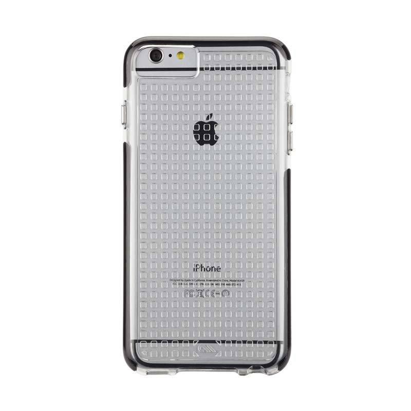 Case Mate iPhone 6 Plus Case Tough Air Clear Black