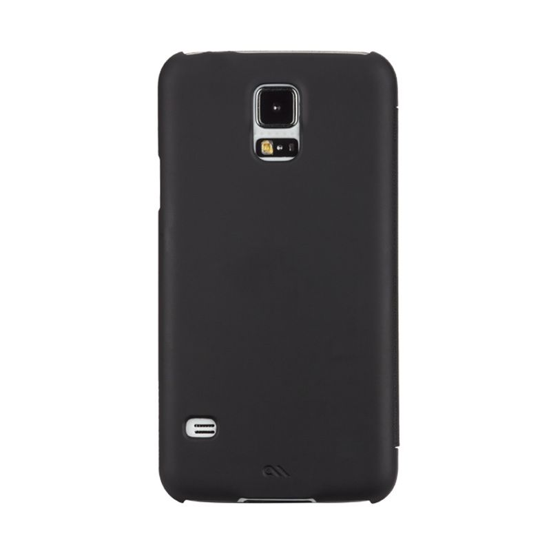 Case Mate Samsung Galaxy S5 Slim Folio Black