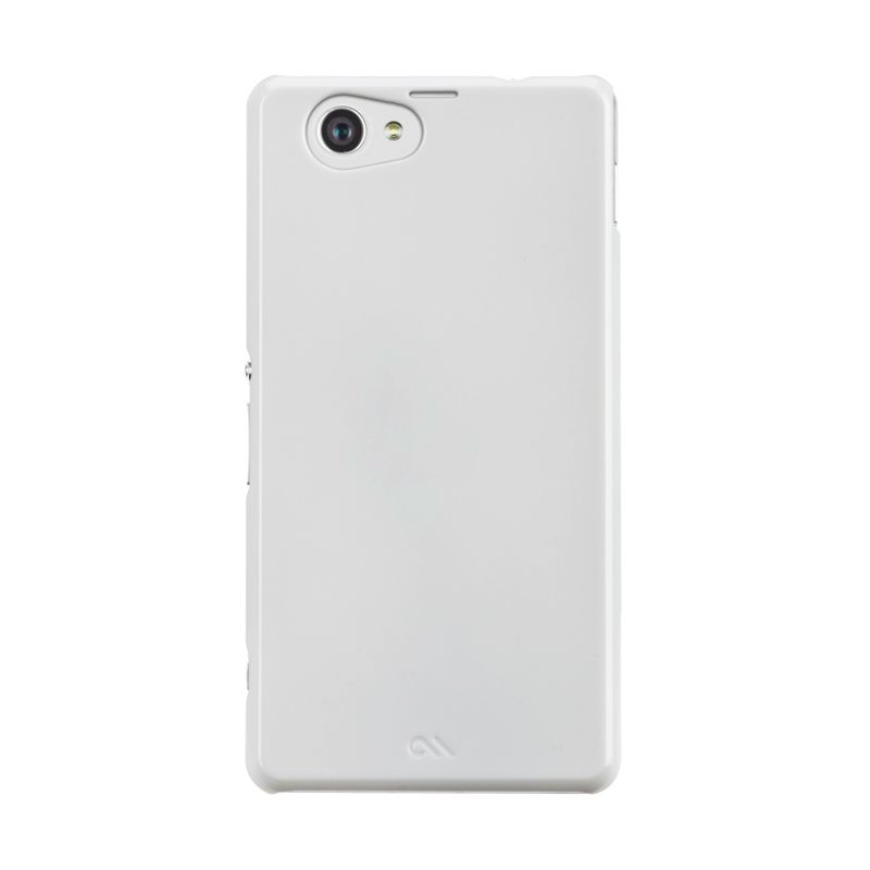 Case Mate Xperia Z1 Compact Barely There White