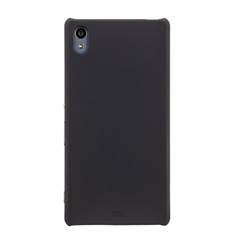 Casemate Barely There Black Casing for Sony Xperia Z3+