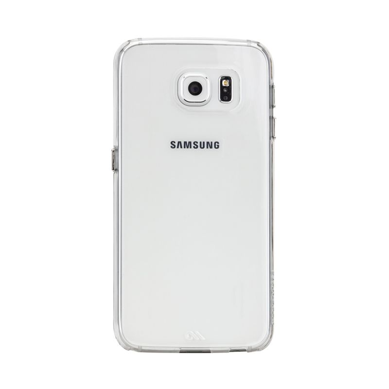 Casemate Barely There Clear Casing for Samsung Galaxy S6 Edge