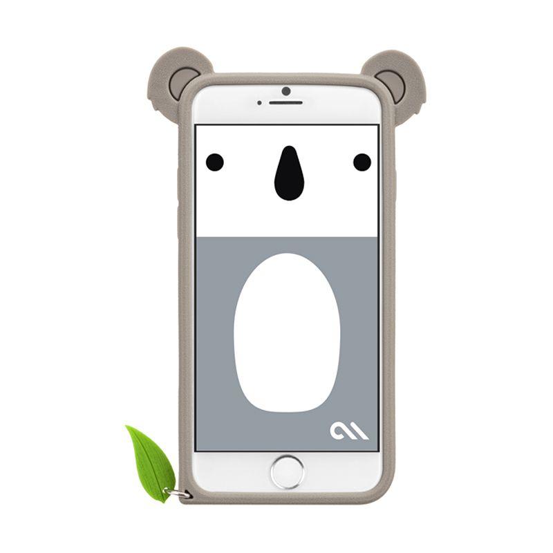 Casemate iPhone 6 Case Creatures Koala Grey Casing
