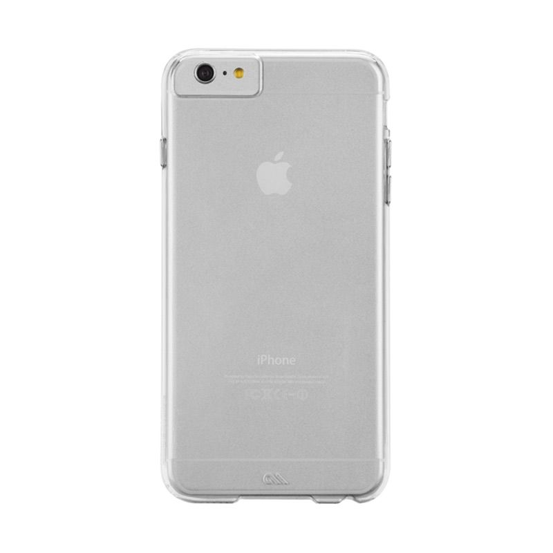 CaseMate iPhone 6 Plus Case Barely There Clear