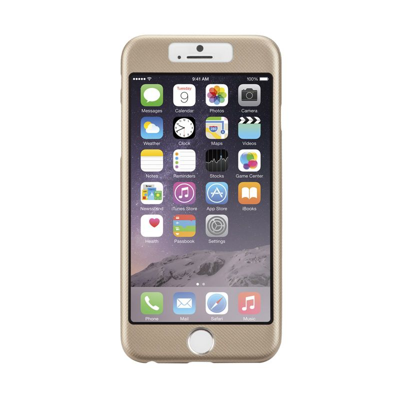 Casemate iPhone 6 Zero Case Gold Casing