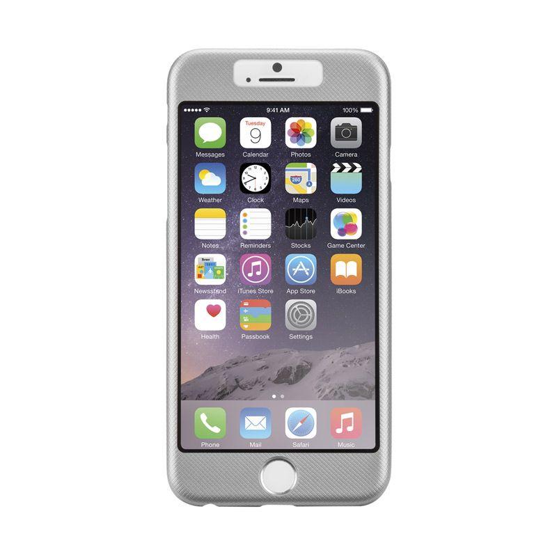 Casemate iPhone 6 Zero Case Silver Casing