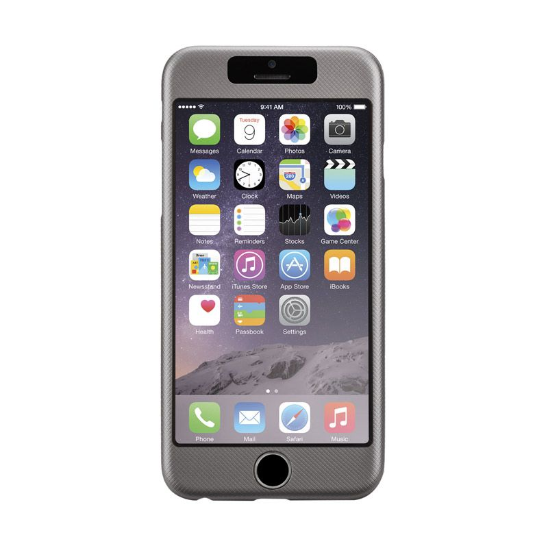 Casemate iPhone 6 Zero Case Space Gray Casing