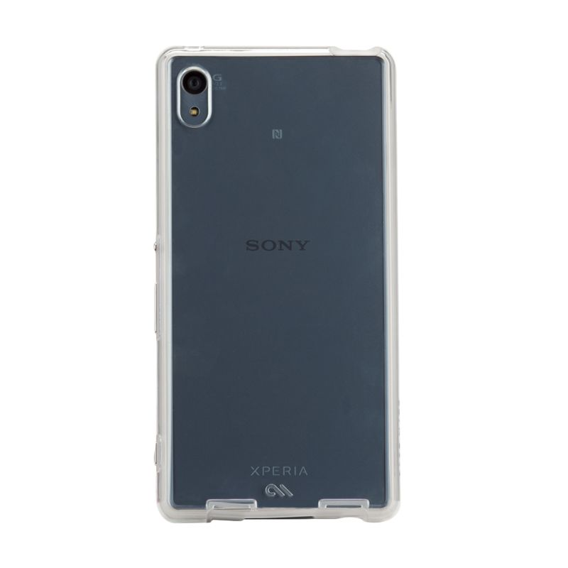 Casemate Naked Tough Clear Casing for Sony Xperia Z3+
