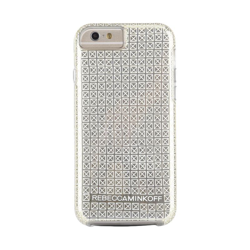 Casemate Rebecca Minkoff Prints Stud Metallic Gold Casing for iPhone 6