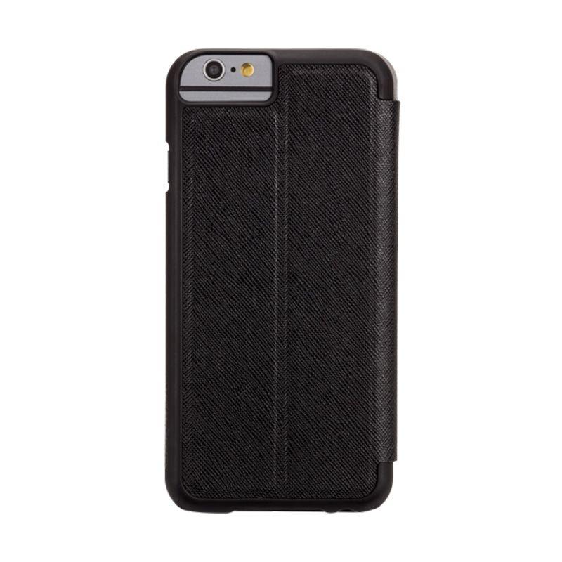 Casemate Stand Folio Black Casing for iPhone 6