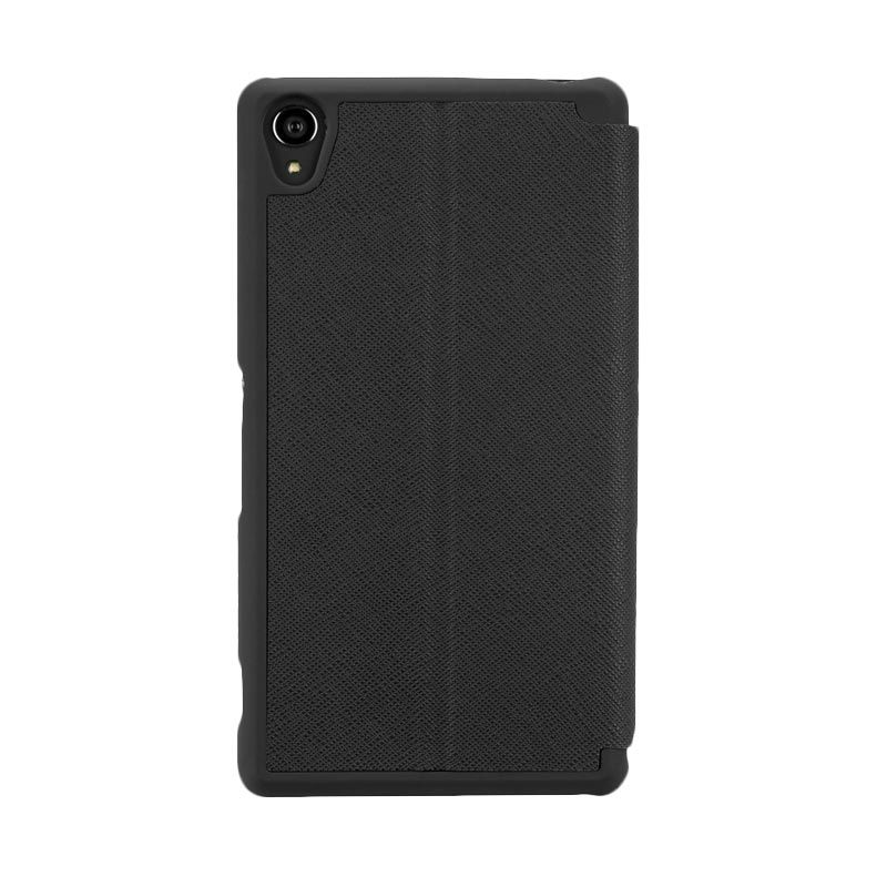 Casemate Stand Folio Black Casing for Sony Xperia Z3