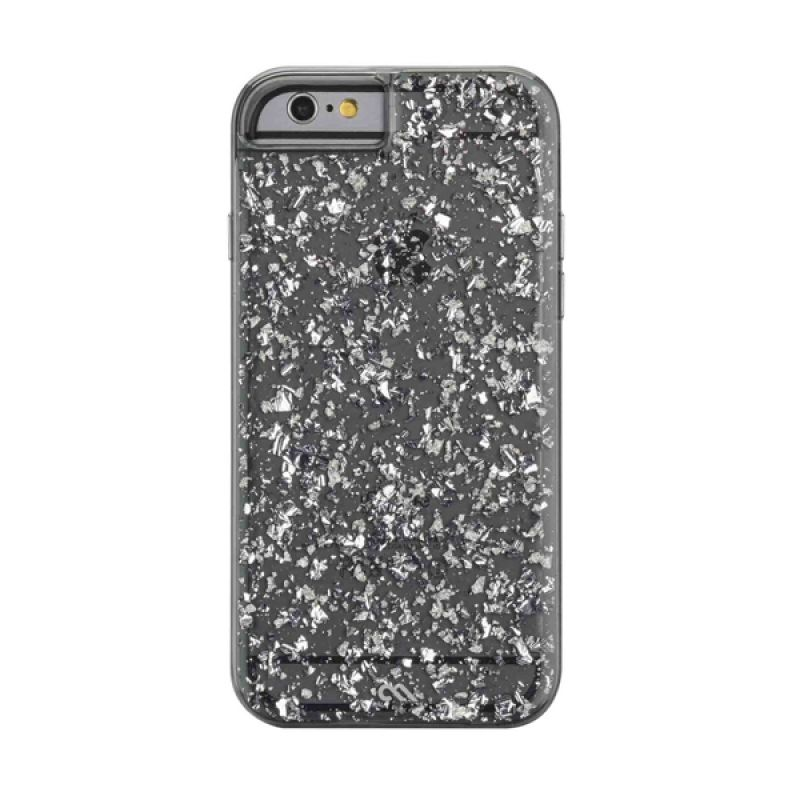 Casemate Sterling Silver Smoke Black Casing for iPhone 6 Plus