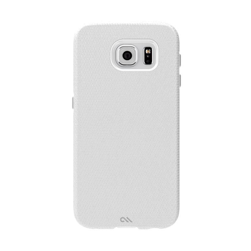 Casemate Tough Pearl White Casing for Samsung Galaxy S6
